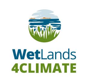 wetlands4climate logo